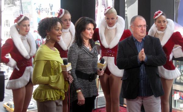 Photo Coverage: DPAC's 2011-2012 'WOW, What A Season!' Announcement