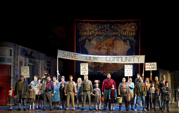 Photo Flash: First Look at Toronto's BILLY ELLIOT!