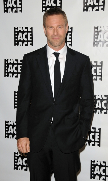 Aaron Eckhart at the 2011 ACE Eddie Awards Beverly Hilton Hotel, Beverly Hills, CA, USA February 19, 2011
