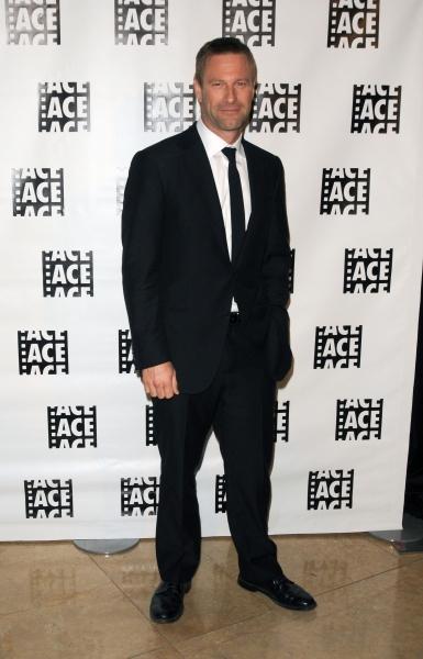 Aaron Eckhart at the 2011 ACE Eddie Awards Beverly Hilton Hotel, Beverly Hills, CA, U Photo