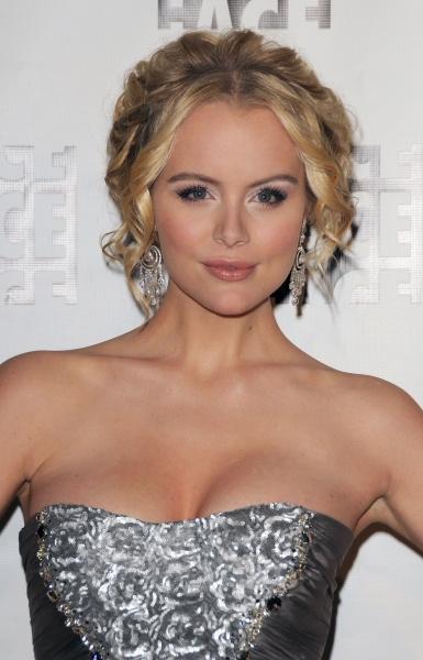 Helena Mattsson at the 2011 ACE Eddie Awards Beverly Hilton Hotel, Beverly Hills, CA, USA February 19, 2011