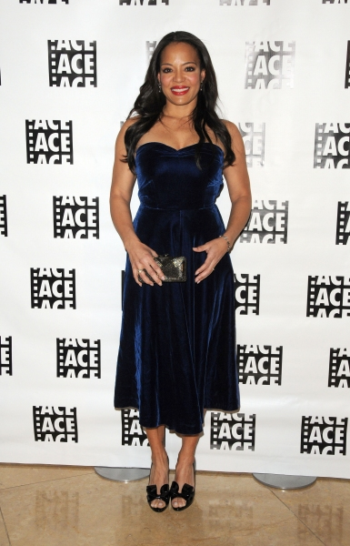 Lauren Valez at the 2011 ACE Eddie Awards Beverly Hilton Hotel, Beverly Hills, CA, USA February 19, 2011
