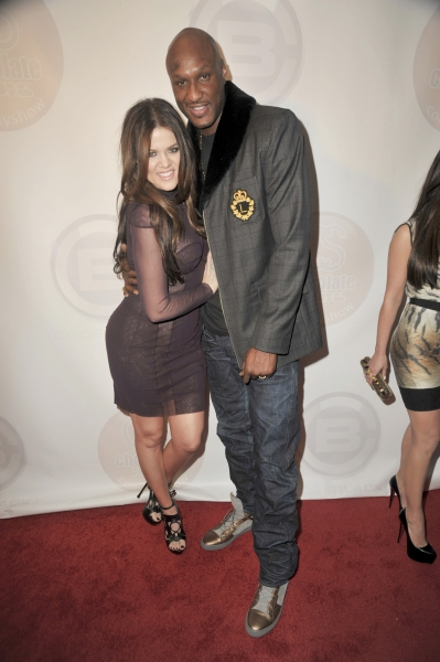 Photo Coverage: Khloe Kardashian and Lamar Odom Host All-Star Weekend Event