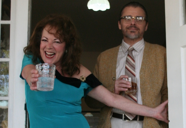 Photo Flash: American Stage Presents WHO'S AFRAID OF VIRGINIA WOOLF?