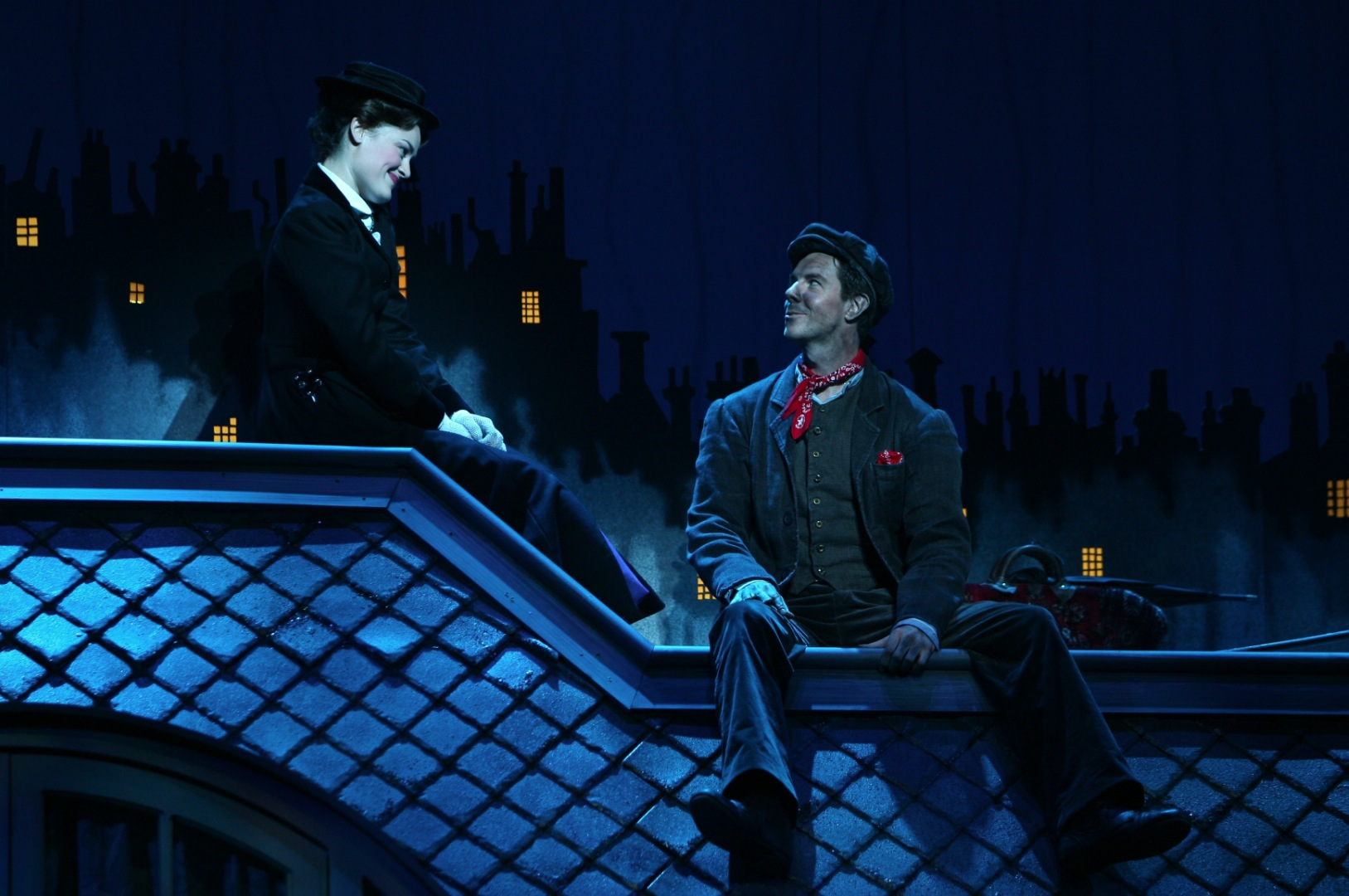 Ashley Brown Returns to Broadway in MARY POPPINS Tonight