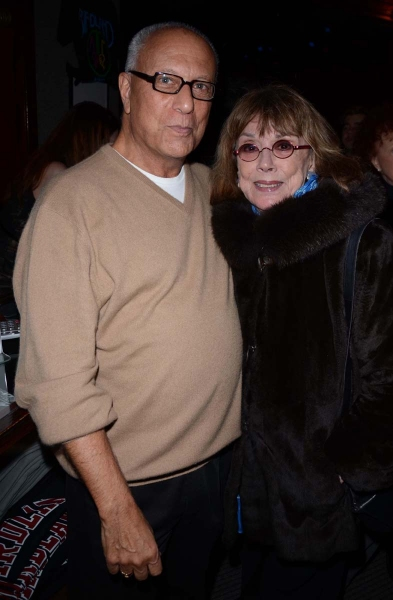 Barry Brown, Phyllis Newman
