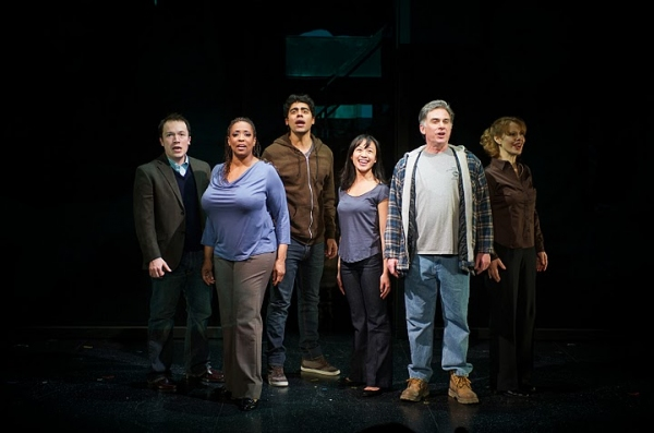 Photo Flash: Schwartz/Manuel's WORKING On Stage Broadway Playhouse