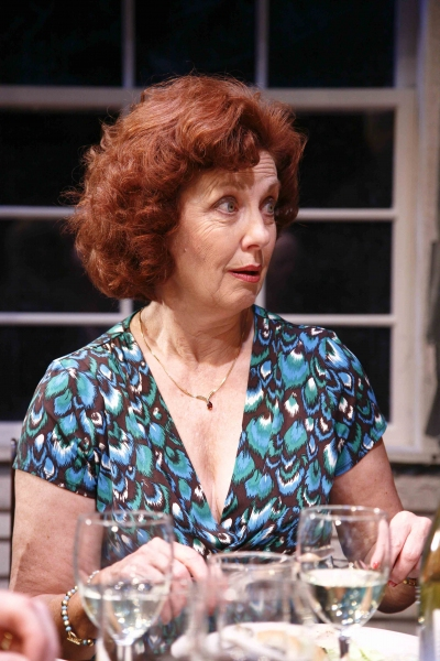 Photo Flash: Alley Theatre's AUGUST: OSAGE COUNTY