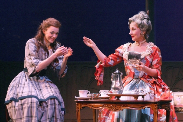 Photo Flash: Cavenaugh, O'Hare, et al. in Reprise Theatre Company's GIGI