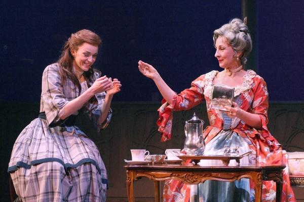 Photo Flash: Cavenaugh, O'Hare, et al. in Reprise Theatre Company's GIGI