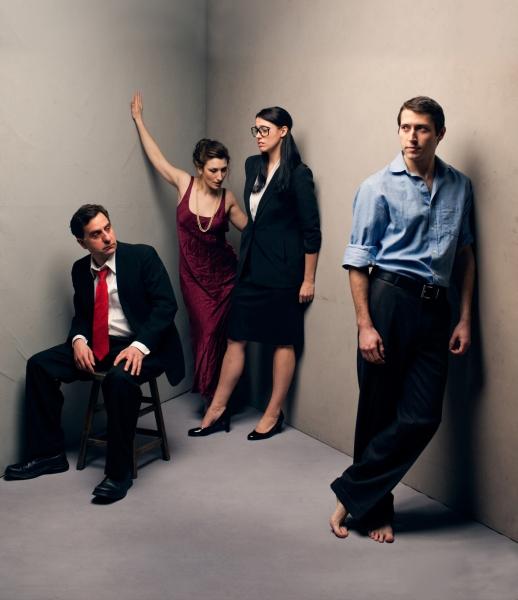 William Green, MacLeod Andrews, Olivia Rorick and Tia Stivala Photo