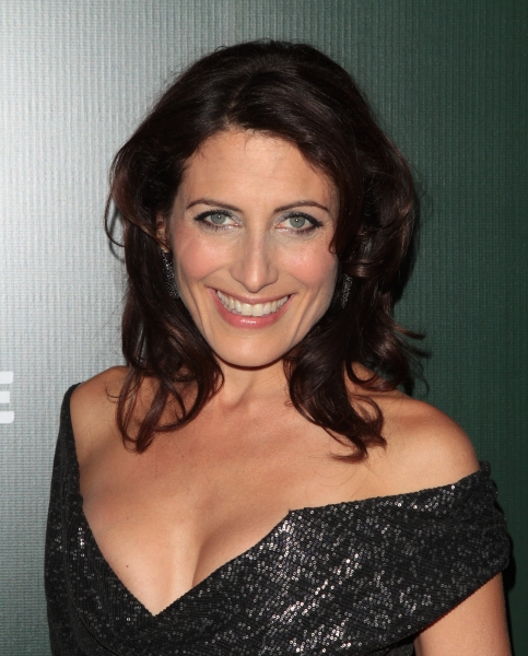 Lisa Edelstein in attendance; The 13th Annual Costume Designers Guild Awards held at Beverly Hilton Hotel in Beverly Hills, California on February 22nd, 2011.  © RD / Orchon / Retna Digital
