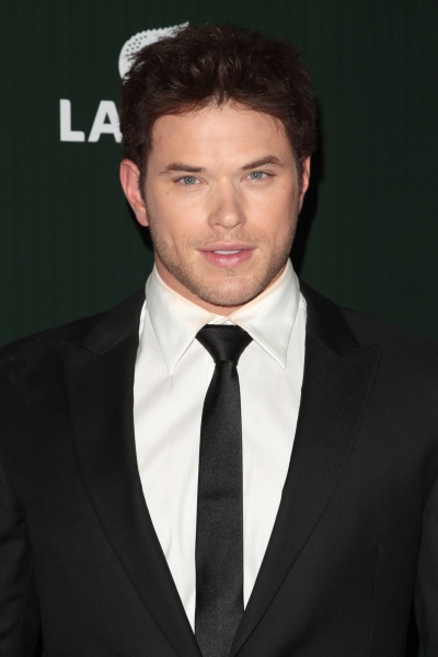 Kellan Lutz in attendance; The 13th Annual Costume Designers Guild Awards held at Beverly Hilton Hotel in Beverly Hills, California on February 22nd, 2011.  © RD / Orchon / Retna Digital