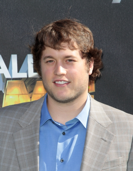 Matthew Stafford Photo