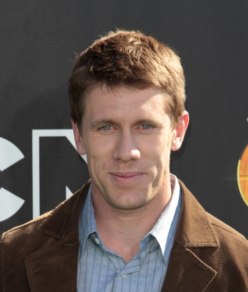"Carl Edwards in attendance; The Cartoon Network ""Hall of Game Awards"" held at Barker Hanger in Santa Monica, California on February 21th, 2011"