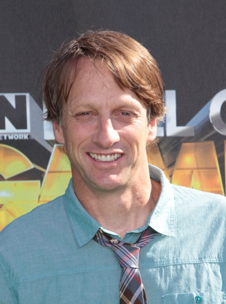 "Tony Hawk in attendance; The Cartoon Network ""Hall of Game Awards"" held at Barker Hanger in Santa Monica, California on February 21th, 2011"