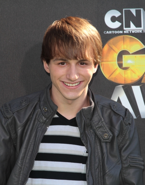 "Lucas Cruikshank in attendance; The Cartoon Network ""Hall of Game Awards"" held at Barker Hanger in Santa Monica, California on February 21th, 2011. © RD / Orchon / Retna Digital"