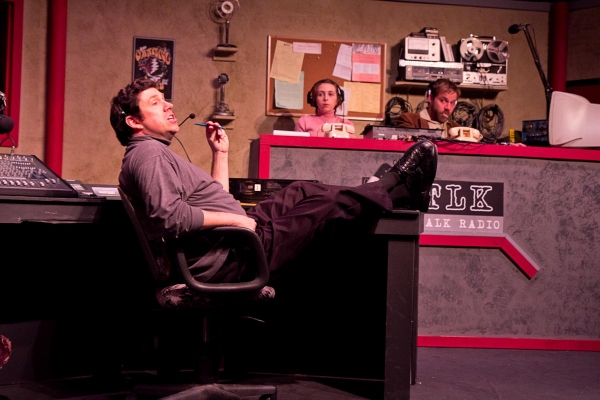 Photo Flash: Theatre Works New Milford's TALK RADIO