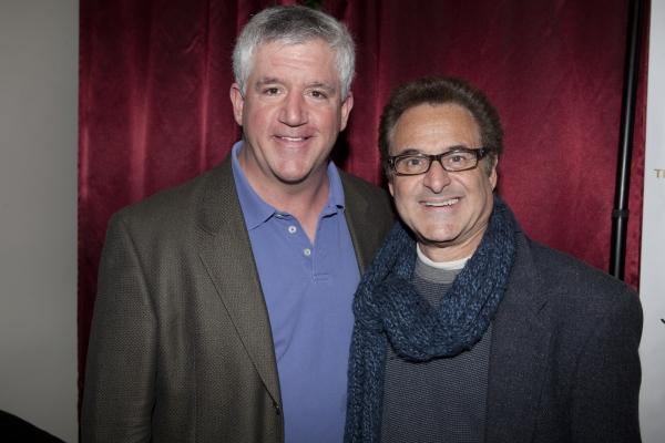 Greg Gbara and Barry Pearl