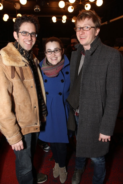 Ari Edelson, Lauren Tolly Worsham, Kyle Jarrow