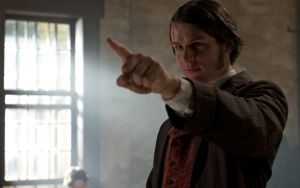 Photo Flash: Groff, Kline and More in THE CONSPIRATOR Film