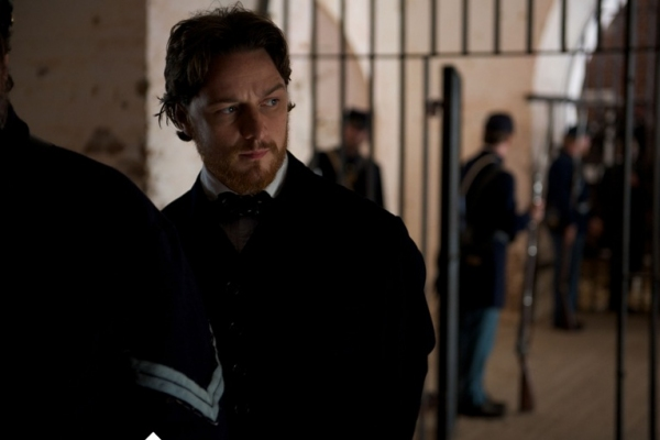 James McAvoy as Frederick Aiken
