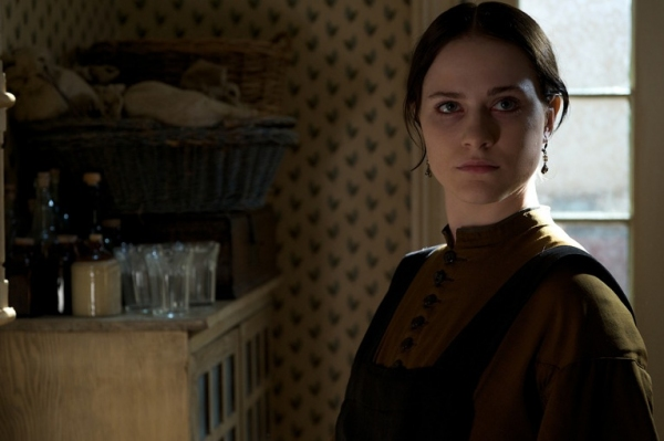 Evan Rachel Wood as Anna Surratt