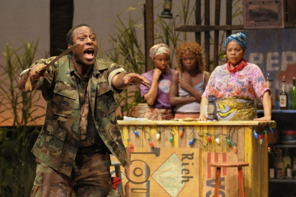 Photo Flash: Berkeley Rep Presents the Pulitzer Prize-Winning RUINED