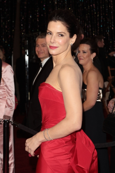Sandra Bullock pictured at the 83rd Annual Academy Awards - Arrivals held at the Kodak Theatre in Hollywood, California on February 27, 2011. © RD / Orchon / Retna Digital. at Academy Awards Starry Red Carpet!