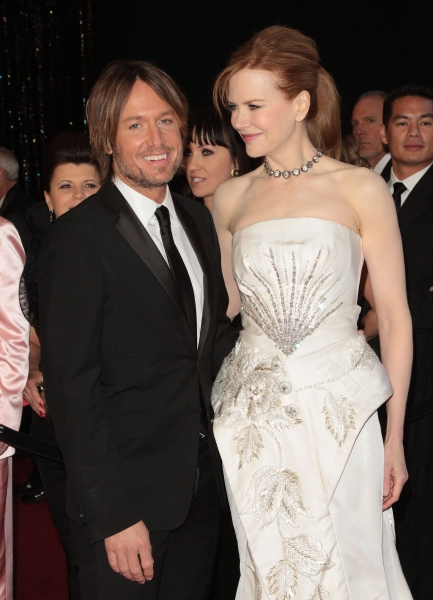 Nicole Kidman & Keith Urban pictured at the 83rd Annual Academy Awards - Arrivals held at the Kodak Theatre in Hollywood, California on February 27, 2011. © RD / Orchon / Retna Digital. at Academy Awards Starry Red Carpet!