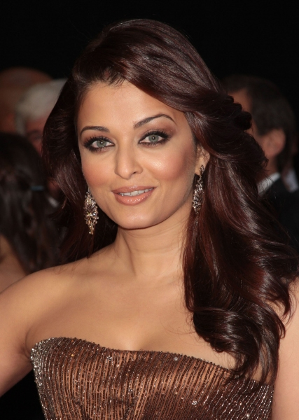 Aishwarya Rai pictured at the 83rd Annual Academy Awards - Arrivals held at the Kodak Theatre in Hollywood, California on February 27, 2011. © RD / Orchon / Retna Digital.