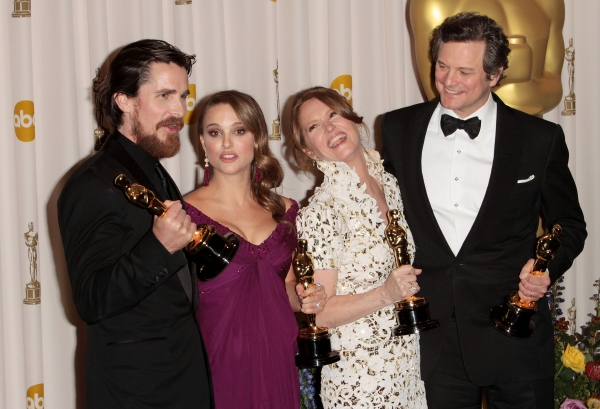 Photo Coverage: 2011 Academy Award Winners!