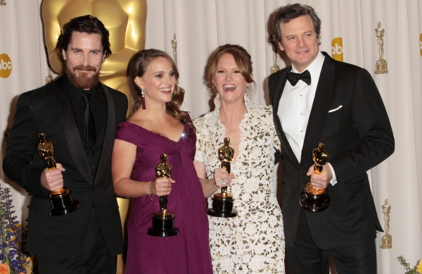 Photo Coverage: 2011 Academy Award Winners!