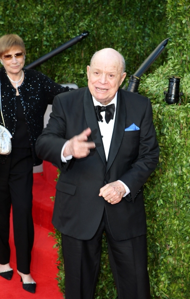 Don Rickles pictured at The The Vanity Fair Oscar Party at Sunset Tower Hotel in Los  Photo