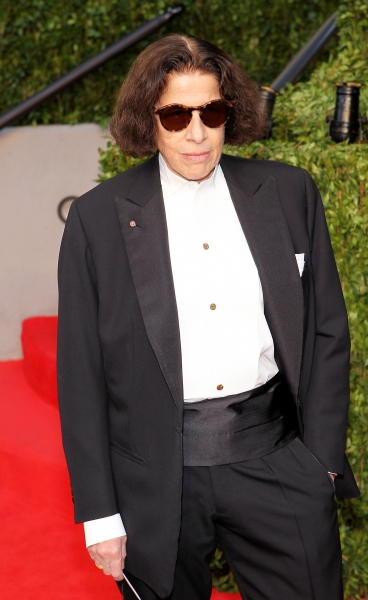 Fran Lebowitz pictured at The The Vanity Fair Oscar Party at Sunset Tower Hotel in Los Angeles, CA February 27, 2011 © RD/ Erik Kabik/ Retna Digital