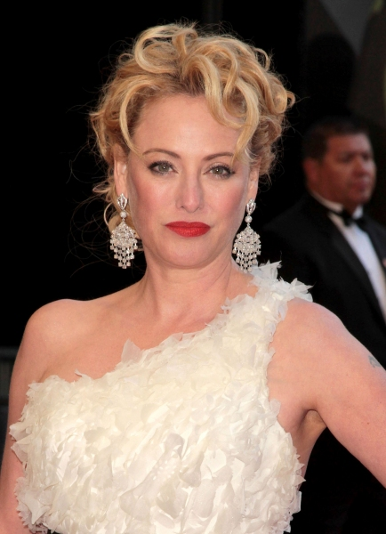 Virginia Madsen pictured at the 83rd Annual Academy Awards - Arrivals held at the Kodak Theatre in Hollywood, California on February 27, 2011. © RD / Orchon / Retna Digital.