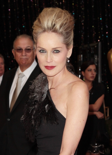 Sharon Stone pictured at the 83rd Annual Academy Awards - Arrivals held at the Kodak Theatre in Hollywood, California on February 27, 2011. © RD / Orchon / Retna Digital.