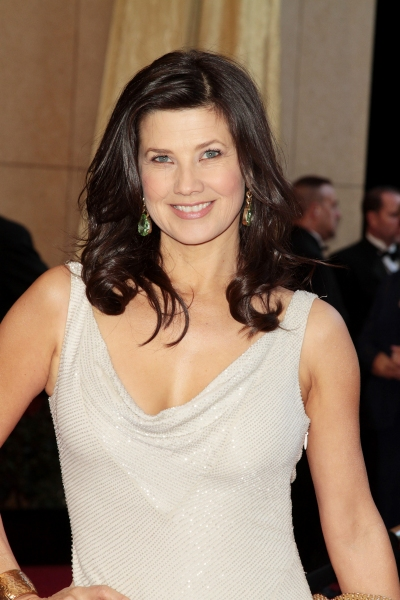 Daphne Zuniga pictured at the 83rd Annual Academy Awards - Arrivals held at the Kodak Theatre in Hollywood, California on February 27, 2011. © RD / Orchon / Retna Digital.