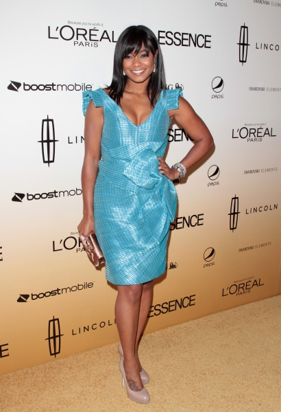 Tatyana Ali in attendance; The Essences Black Women in Hollywood Luncheon held at Beverly Hills Hotel in Beverly Hills, California on February 24th, 2011.  © RD / Orchon / Retna Digital