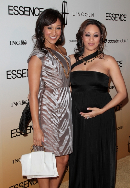Tia Mowry, Tamera Mowry in attendance; The Essences Black Women in Hollywood Luncheon held at Beverly Hills Hotel in Beverly Hills, California on February 24th, 2011. © RD / Orchon / Retna Digital