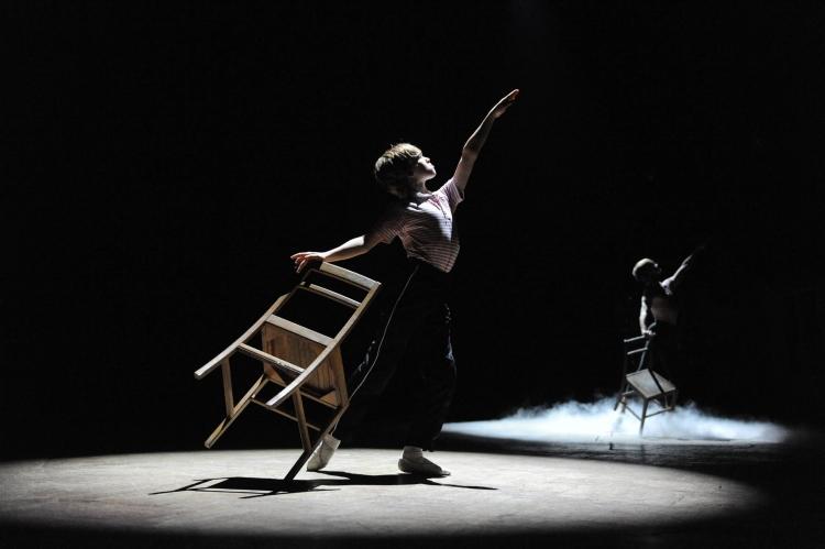 Photo Flash  New Billy Elliot  Josh Baker Hits West End High Res    Dean Charles Chapman Billy Elliot