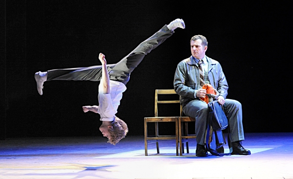 Photo Flash  New Billy Elliot  Josh Baker Hits West EndDean Charles Chapman Billy Elliot