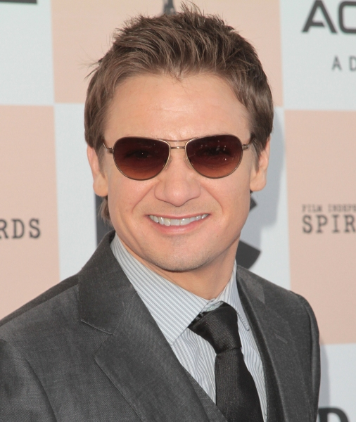 Jeremy Renner in attendance; The 2011 Film Independant Spirit Awards held at Santa Monica Beach in Santa Monica, California on February 26th, 2011. © RD / Orchon / Retna Digital