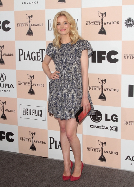 Gillian Jacobs in attendance; The 2011 Film Independant Spirit Awards held at Santa M Photo
