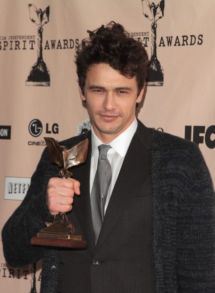 Photo Coverage: 2011 Film Independant Spirit Awards Press Room