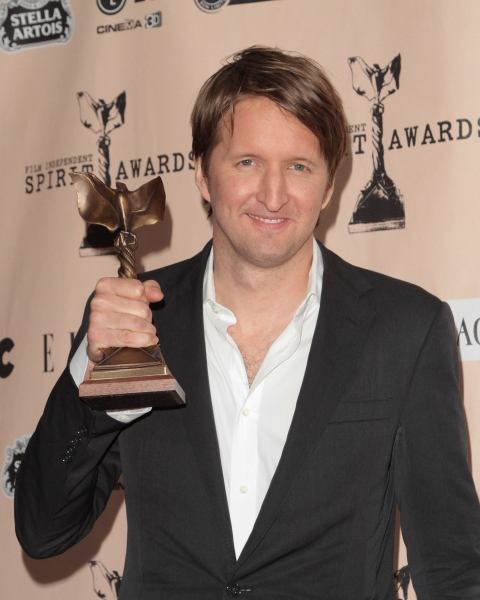 Tom Hooper in the Press Room; The 2011 Film Independant Spirit Awards held at Santa Monica Beach in Santa Monica, California on February 26th, 2011. © RD / Orchon / Retna Digital 