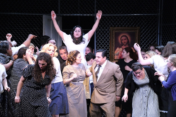 Photo Flash: Dicapo Opera Theatre Presents THE SAINT OF BLEEKER STREET