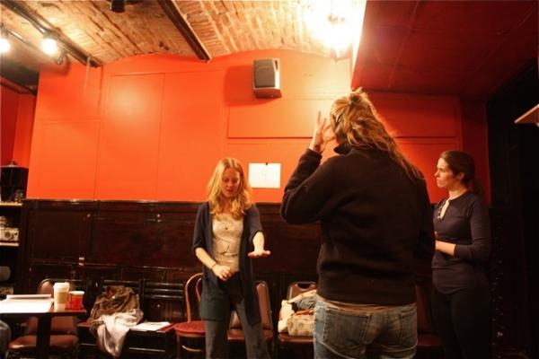 Kathryn Ekblad, Lila Dupree, and Katie Meister
