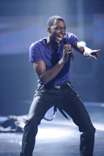 AMERICAN IDOL; Top 24: Jordan Dorsey performs in front of the judges on AMERICAN IDOL Photo