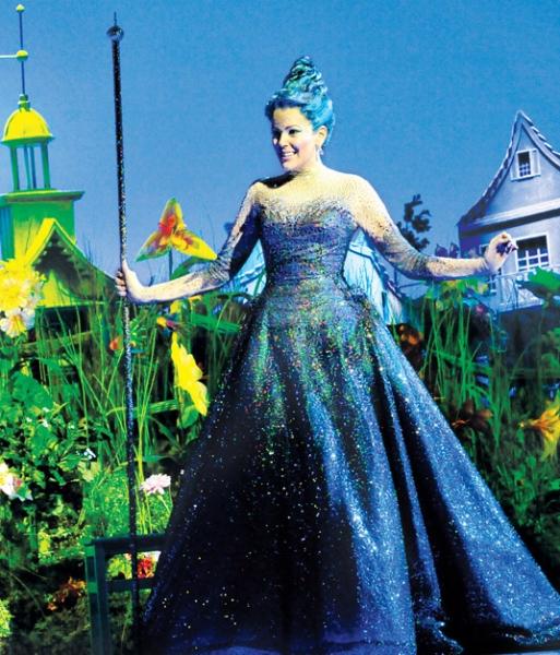 Emily Tierney(Glinda)